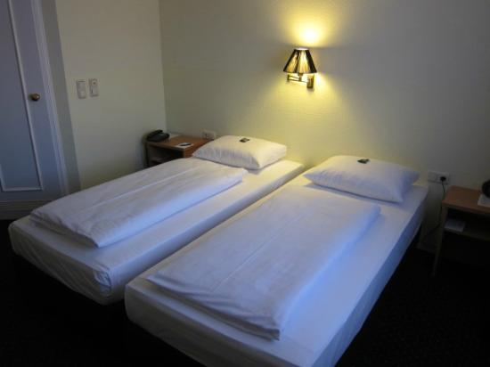 TRYP by Wyndham Munich North: ベッドの様子