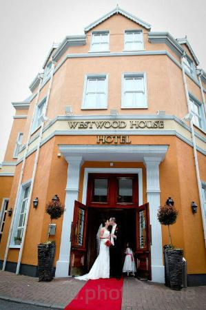 Westwood House Hotel: Our Big Day!