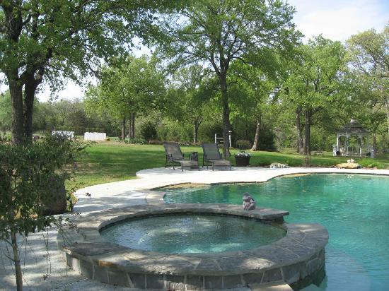 Towering Oaks Haven : Pool