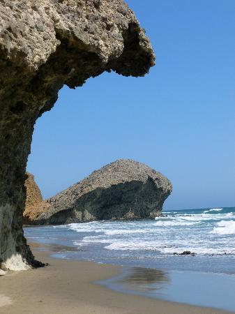 El Parque Natural de Cabo de Gata - Níjar: Playa de Monsul