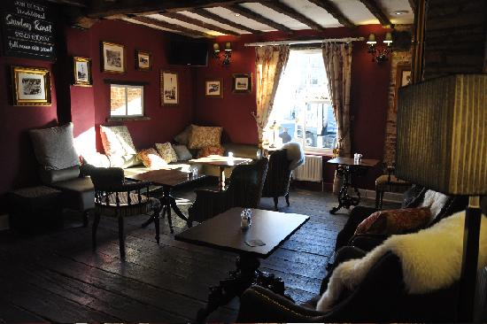 The Woolly Sheep Inn: The snug