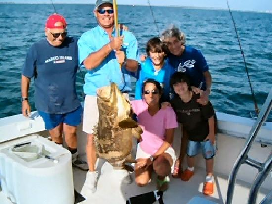 Captain scott picture of carole ann ii private fishing for Private fishing charters