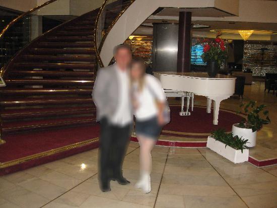 Hotel Ankara Altinel: lobby