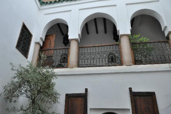 Riad Elixir: couloir