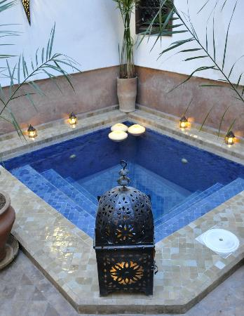 Riad Elixir: bassin