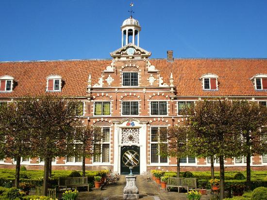 Musée Frans Hals : Museum, Inner Court
