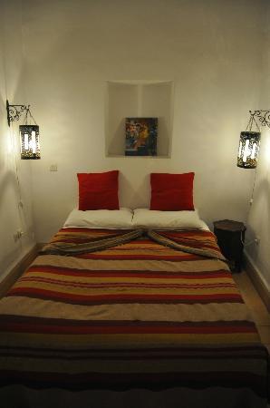Riad Elixir: chambre