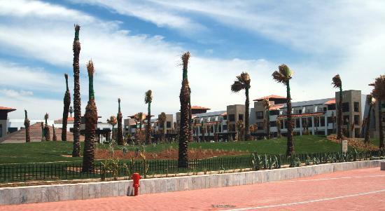 Hotel Riu Palace Tikida Agadir : Grounds