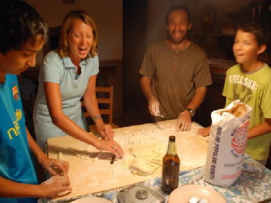Agriturismo Frallarenza : cooking classes
