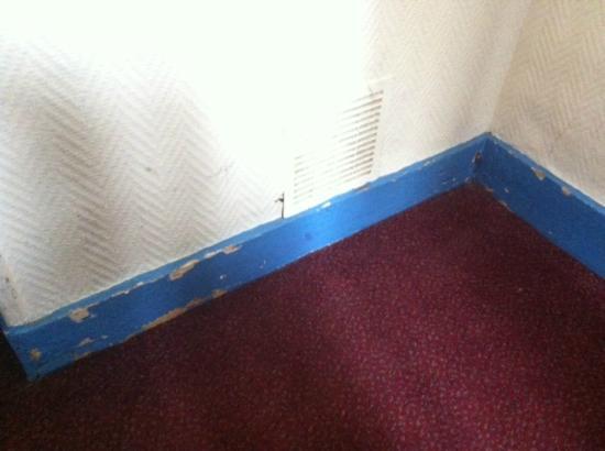 Hotel Amarys Simart: Corner of room