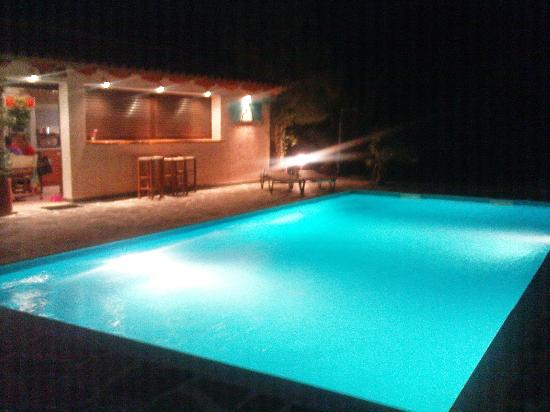 Hotel Irida Plakias: Der Pool