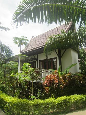 Lanta Klong Nin Beach Resort: Bungalow!