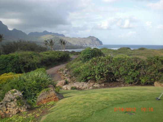 Poipu Bay Resort Golf Course: Hole 16