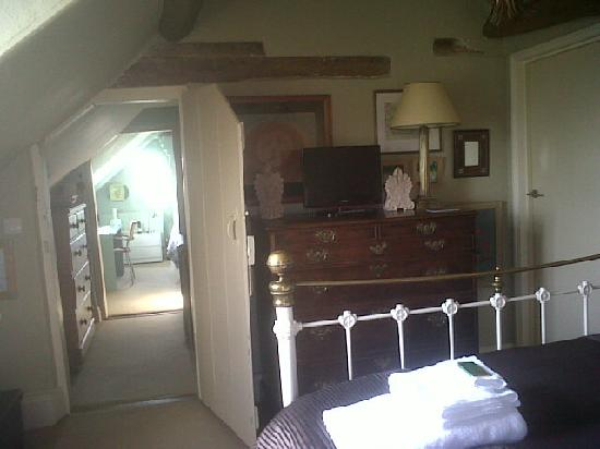 Willoughby House B&B: Edward's in family suite