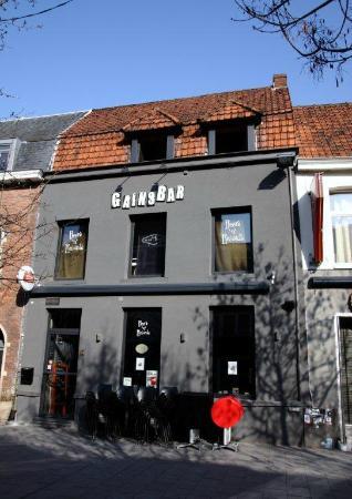 Gainsbar