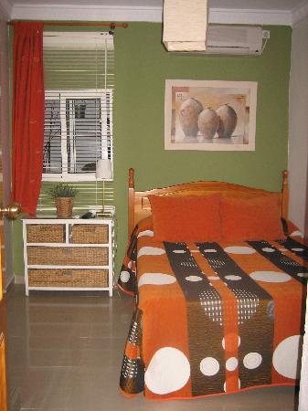 Hostal Playa Sur: Double room/private bathroom