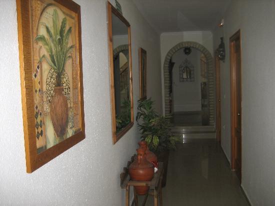 Hostal Playa Sur: Hall/ground floor