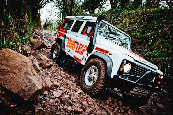 OffRoad Driving, 4x4 Experience days on offer in Ireland, at Todds Leap, Ballygawley.