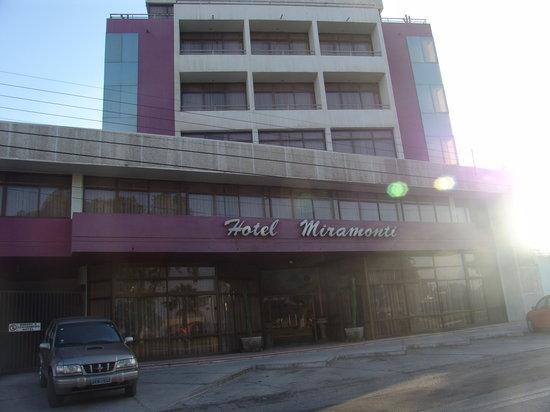 Hotel Miramonti-Copiapó
