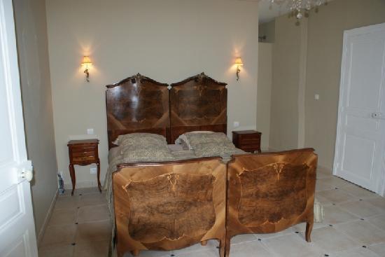 Le Voriou: chambre Sauvignon