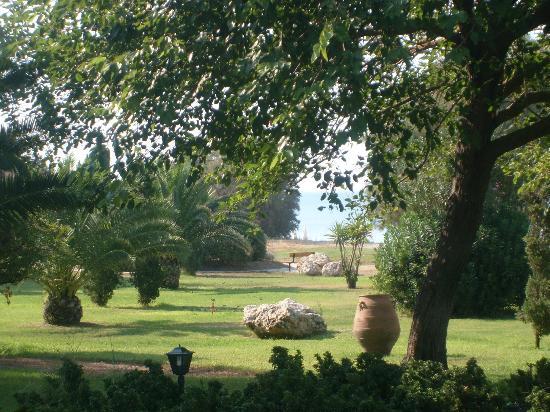 Louis Zante Beach: giardino hotel