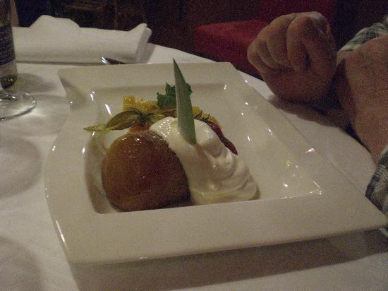 Le Paris : A superb dessert