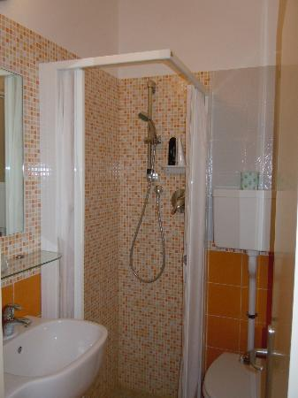 Hotel Ariston: Bagno