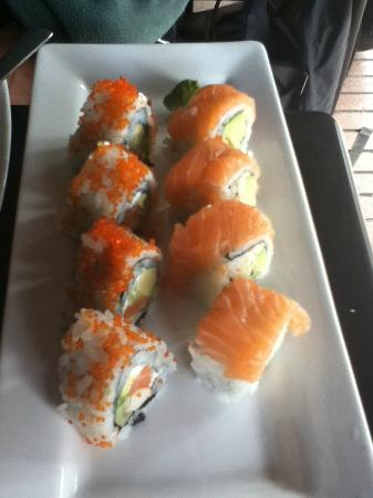 Taiyaki: More awesome sushi!