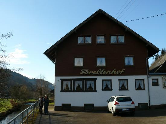Pension Forellenhof