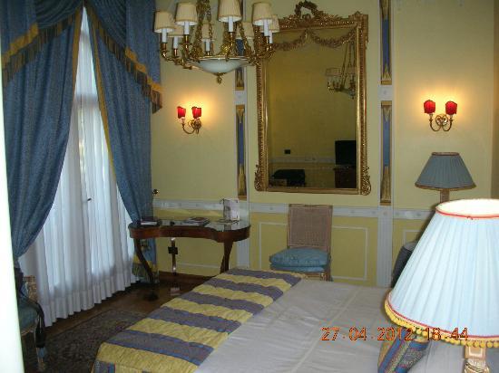 Villa Margherita Hotel: tipol di  camera
