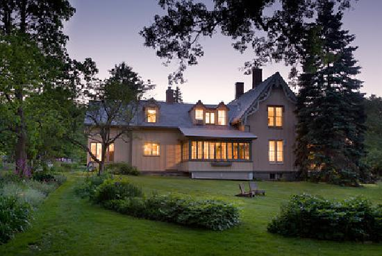 The Inn at Gothic Eves: Finger Lakes Bed and Breakfast