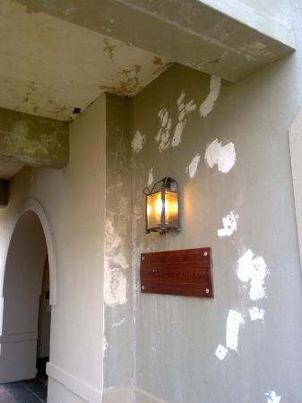 Sante Hotel & Spa: entrance