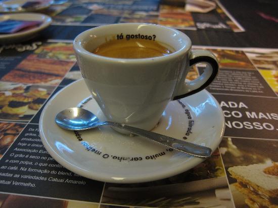 Press Cafe : Espresso