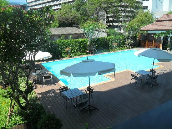 The Pannarai Hotel Lobby Picture Of The Pannarai Hotel Udon Thani Tripadvisor
