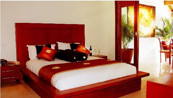 Lalang Temu Villas: Bedroom