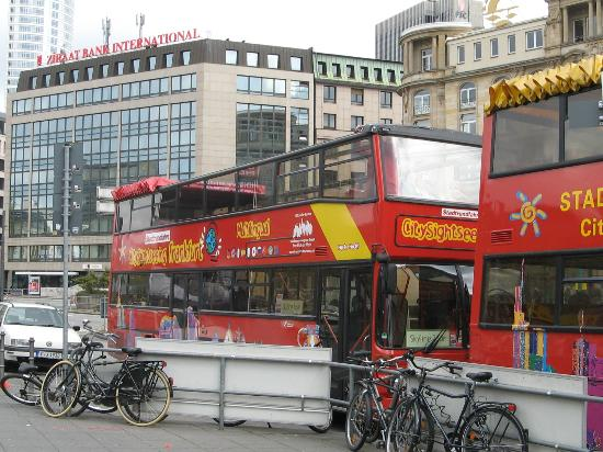‪City Sightseeing Frankfurt‬