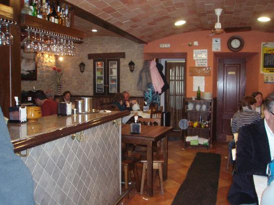 Casa Villaronta: Restaurante