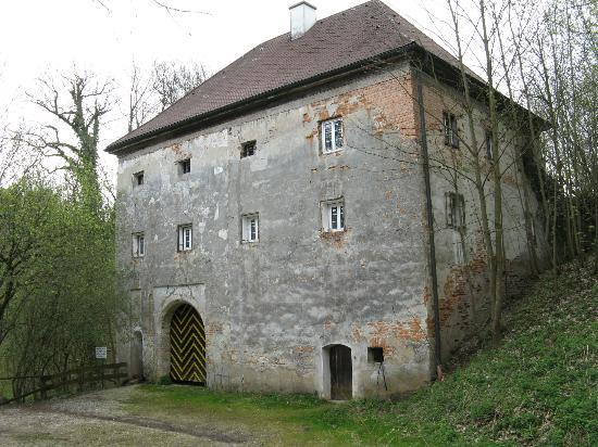 Burgruine Altwartenburg