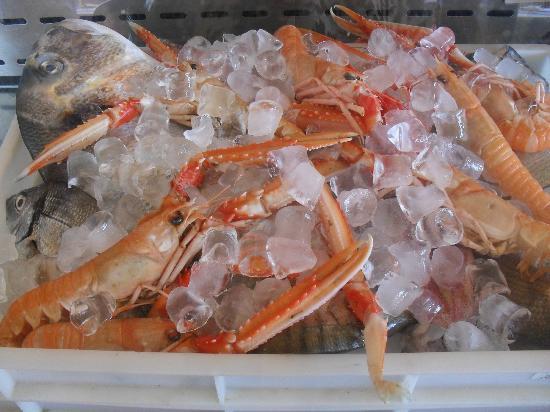 La Pineta: Marvelous Fresh Seafood