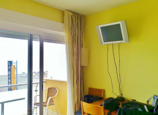 Apartamentos Dona Lucia: saloón