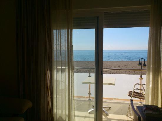 Apartamentos Dona Lucia: vistas desde el salón