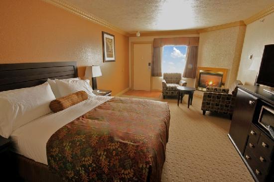 Days Inn High Level: Standard Guestroom 1 Queen Bed
