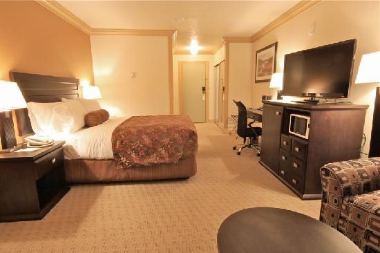 Days Inn High Level : Standard Guestroom 1 Queen Bed