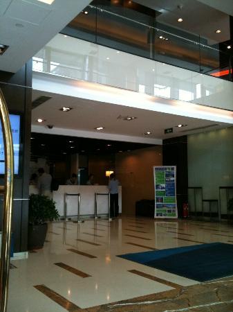 Holiday Inn Temple of Heaven: Lobby