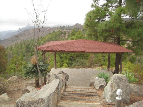 Hotel Rural Las Tirajanas: Mirador