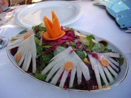 Mustafa Amcanin Yeri: Special Salad