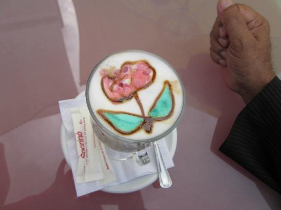 Nirvana Cafe : Cafe Creme Special