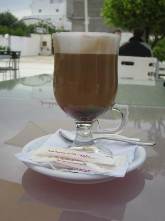 Nirvana Cafe : Cafe Creme Special2