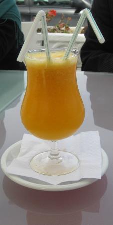 Nirvana Cafe : Juis d'Orange