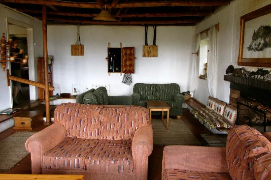 Antbear Lodge: Lounge at Antbear Guest House